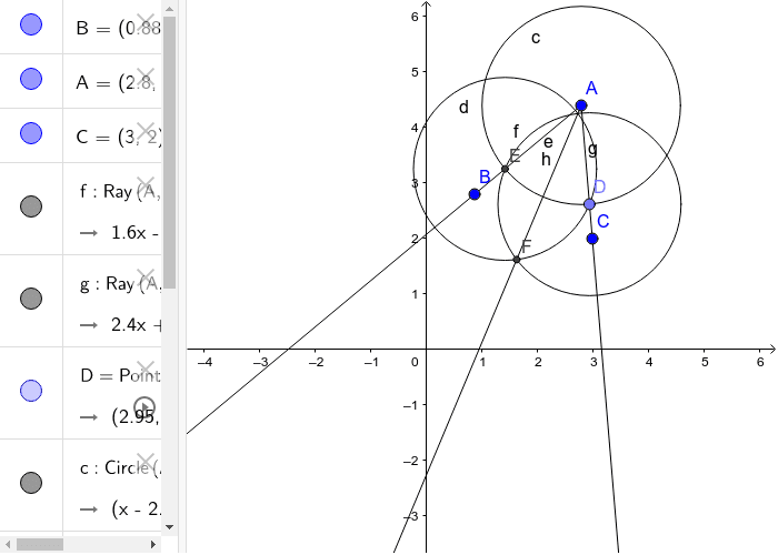 Carly Noble - Angle Bisector Press Enter to start activity