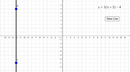 Graph the Line (Even Harder)