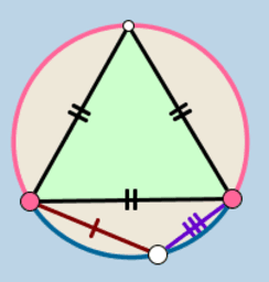 Equilateral Action (4)!