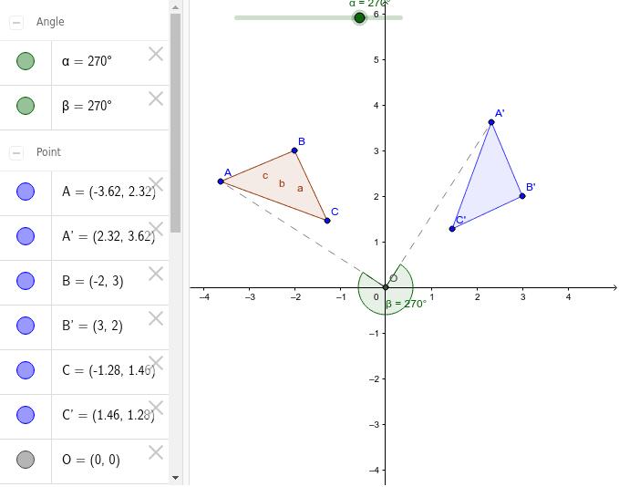 Rotating Polygons Drücke die Eingabetaste um die Aktivität zu starten