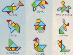 Tangram Homework