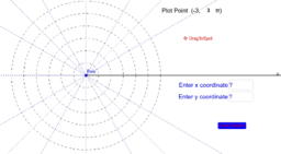 Section 10.3-Polar Coordinates