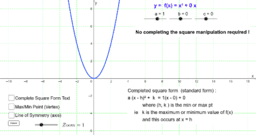 Graphing {Completing the Square}