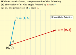 Vector Projection 5