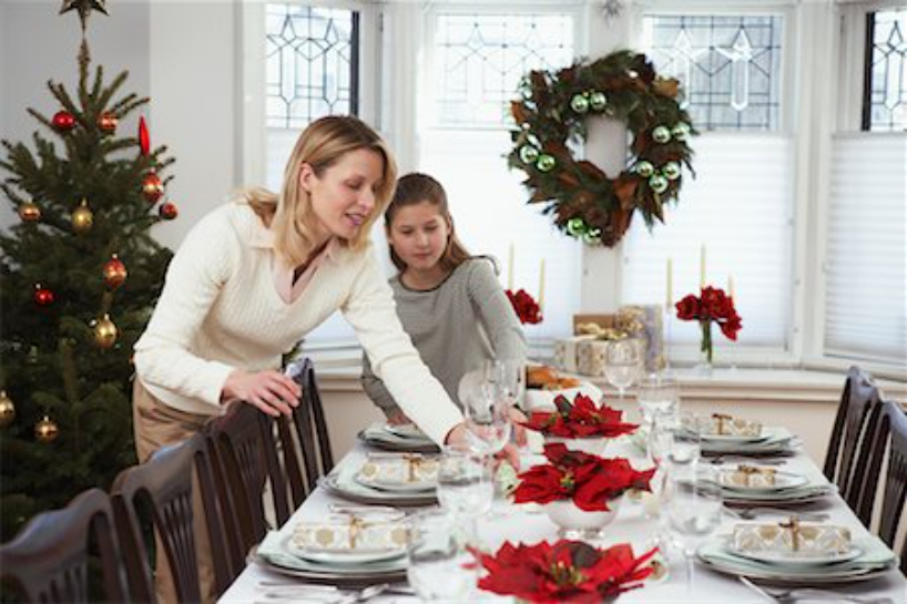 Do you know how to set the table for special occasions?