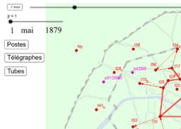 Bureaux postaux et télégraphiques de Paris_C