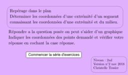 2nd - Déterminer les coordonnées d'une extrémité (2)
