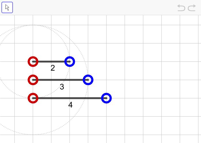 문제2. 세 변의 길이가 2, 3, 4인 삼각형(SSS) 활동을 시작하려면 엔터키를 누르세요.
