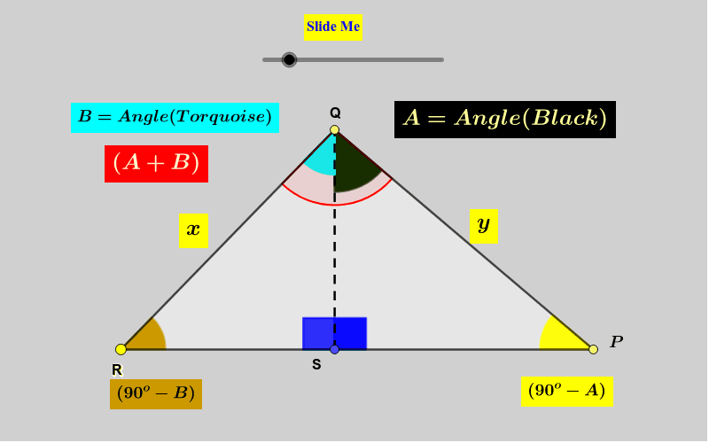 Investigate Compound Angle Identities Press Enter to start activity