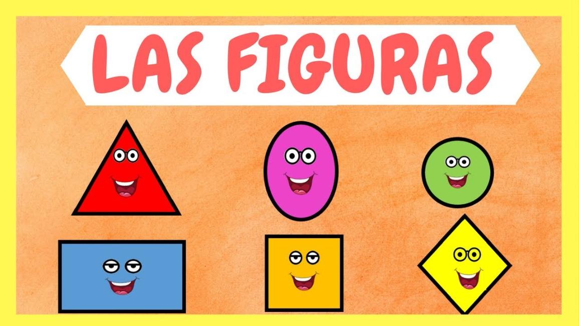 COMENTA LAS CARACTERISTICAS DE LAS FIGURAS GEOMÉTRICAS QUE SE MUESTRAN EN LA IMAGEN