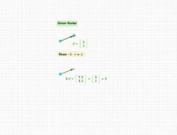Vector Properties Mod 3 F