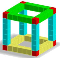 Un problème de briques