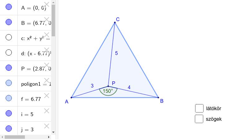 Mekkora az APB szög?