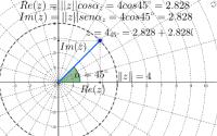Obtención de coordenadas cartesianas a partir de polares